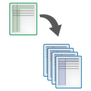 Workbook Splitter by Categories in One Column